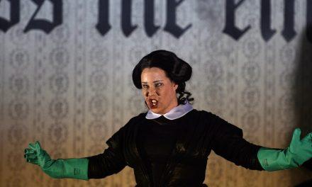 Transgender opera singer to make U.S. history — in Oklahoma